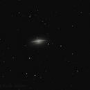 M104 Sombrero Galaxy,                                Kevin Jenner