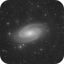 M81 - L only,                                Jonas Illner