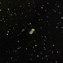 m76   Little Dumbell Nebula,                                aviegas