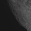 Moon, Craters Schickard and Wargentin, April 24, 2021,                                Ennio Rainaldi