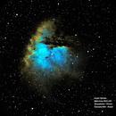 Nebulosa NGC 281,                                Israel Dantas