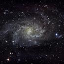M33 TRIANGULUM GALAXY,                                eldoctorbacterio