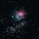 Lagoon Nebula,                                Nathan Orr