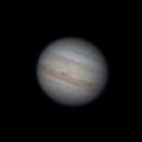 Jupiter @19° Altitude 08/27/2020 20:44 UTC,                                Falk Schiel