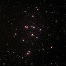 Messier M44 - NGC2632 - Praesepe or Beehive Cluster,                                Geoff Scott