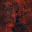 NGC6914 Ha (CCD) + RGB (DSLR),                                Alberto Pisabarro