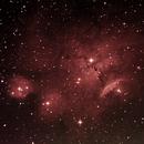NGC6559 Loreta Nebula 21-05-2021,                                Wagner