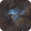 NGC 6188: The Dragons of Ara,                                AstroDinsk