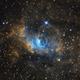 NGC 7635 - Bubble Nebula,                                pmneo