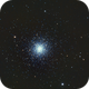 Messier 3 - 1st light of ASI183MC Pro,                                Markus A. R. Lang...