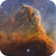 The Crumbling Wall of Cygnus,                                Jari Saukkonen