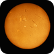 Mercury transit, May 2016 in Ha,                                Rob Parsons
