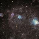 NGC346 region on SMC,                                Ruben Barbosa