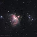 Orion 3x Drizzled,                                Carlos Ferraz