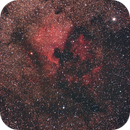 NGC 7000,                                Nicolai Wiegand