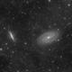 M81 M82 flux nebula IFN,                                Giuseppe Bertaglia