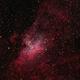 M16 Eagle Nebula, Sh2-49,                                TWFowler