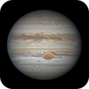 Jupiter with GRS and Ganymede,                                Chappel Astro