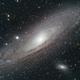 M31 / Andromeda Galaxy,                                Dave B