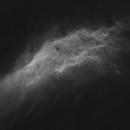 Test of Starnet++ on H-Alpha Image of NGC1499,                                Dean Jacobsen