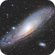 M31 - Andromeda Galaxy,                                Forest Chaput de...