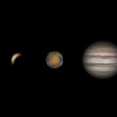 Solar System,                                bubblewed