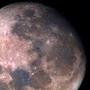 Waxing Moon - Nov. 27th 2020 - In Color,                                Eric Coles (coles44)