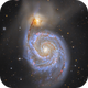 M51 the Whirlpool Galaxy,                                tommy_nawratil