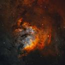 NGC7822 (SHO v2),                                aukropov