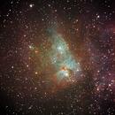 Carina Nebula,                                stinger
