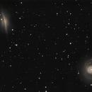NGC 1055 & M77,                                Dan Wilson