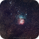 Trifid Nebula M20,                                Carlos Taylor
