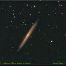 ngc 5907,                                astroeyes