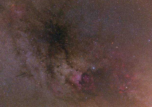 NGC7000, Sadr region, Le Gentil 3,                                t-ara-fan