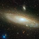 M31, Andromeda Galaxy,                                Jeff Bottman