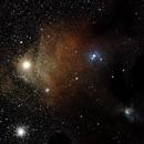 Antares Nebula (IC 4606),                                Steve Sells
