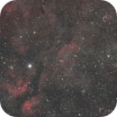 QHY 268m First Light- Sadr and NGC 6888,                                Niko Geisriegler