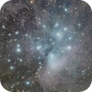 Messier 45 - Pleiades,                                Giuseppe Donatiello