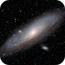 Messier 31, NGC 224 - Great Andromeda Galaxy,                                Kuan Yu Ja