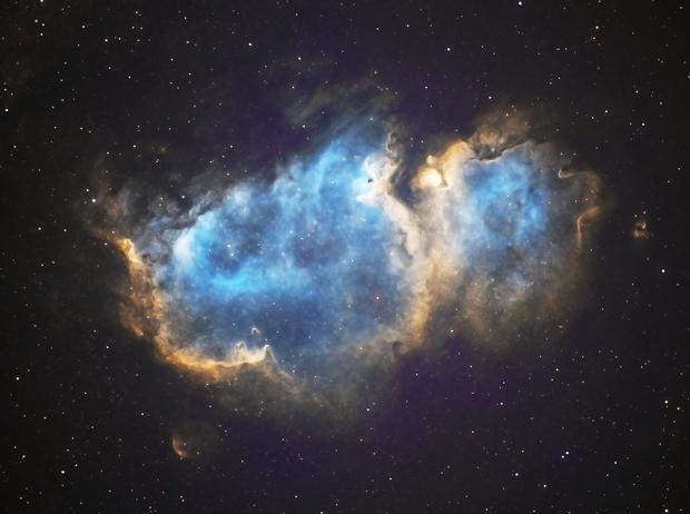Soul Nebula,                                Richard Willits