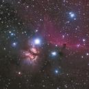 B33 and NGC2024,                                JCadenas