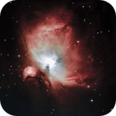 M42 Nebulosa de Orion 27-10-2020,                                Wagner