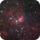 IC 417 and NGC 1931 - The Spider and the Fly,                                JuergenB