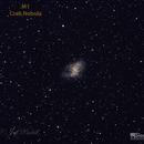 M1 The Crab Nebula,                                Jeff Padell