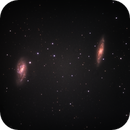 M65 and M66 - a duo in Leo,                                Tom Gray