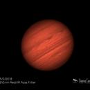 Jupiter 5/2/18 - Red/IR Pass Filter,                                Damien Cannane