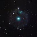 The Cat's Eye Nebula,                                Shannon Calvert