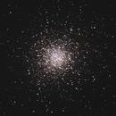 Great Globular Cluster in Hercules - M13,                                Didier Walliang