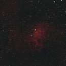 IC 405, Flaming Star Nebula,                                Eric Watson