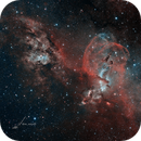 Statue of Liberty Nebula in H(S)O(H)O,                                Todd